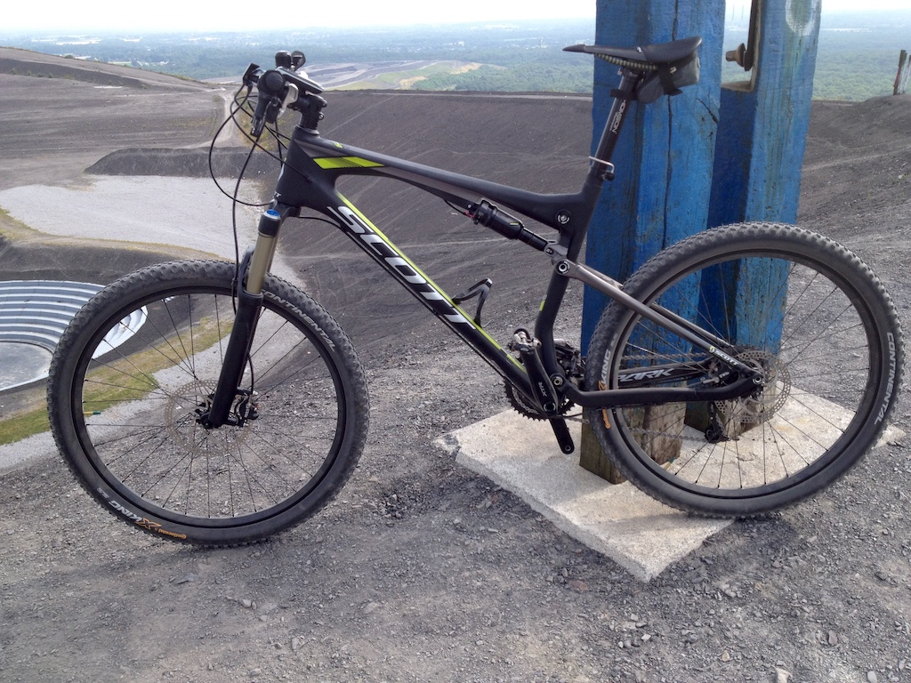 Scott MTB Carbon 26 Fully