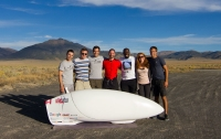 Aerovelo Eta Team HPV Weltrekord 2016