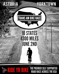 Trans Am Bike Race 2018