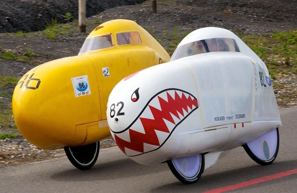 Human Powered Vehicle World Championship
