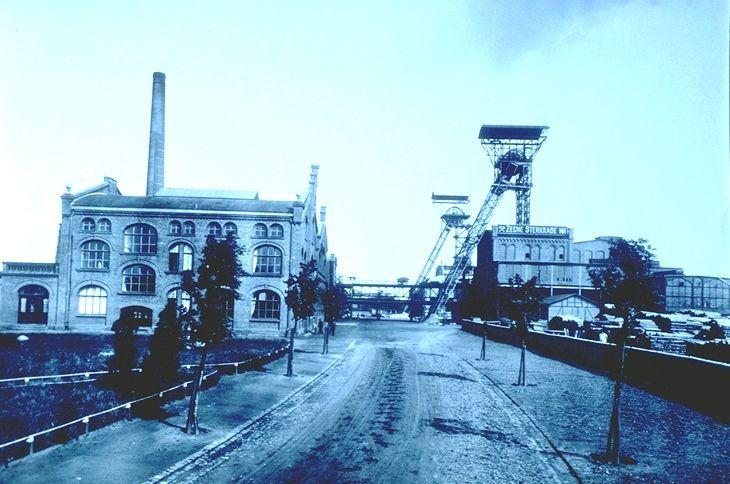 Zeche Sterkrade 1920