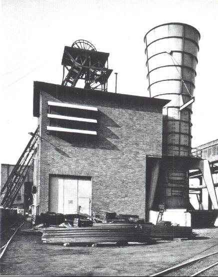 Zeche Sterkrade 1960