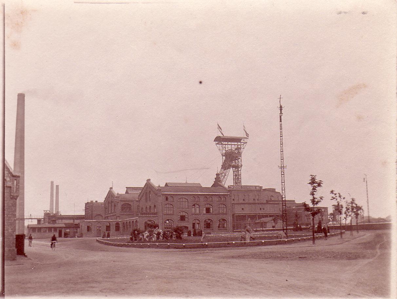 Zeche Sterkrade 1913