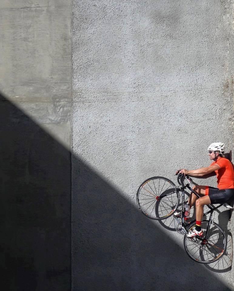 Bicycle Pics Schatten Klettern