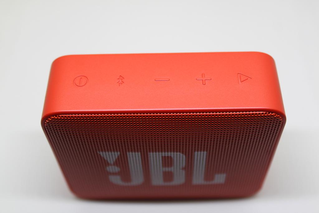 JBL Go2 Bedienfeld