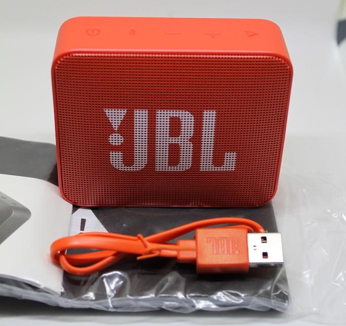 JBL Go2 Lieferumfang
