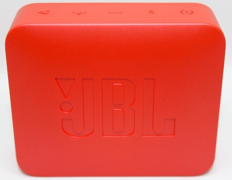 JBL Go2 back