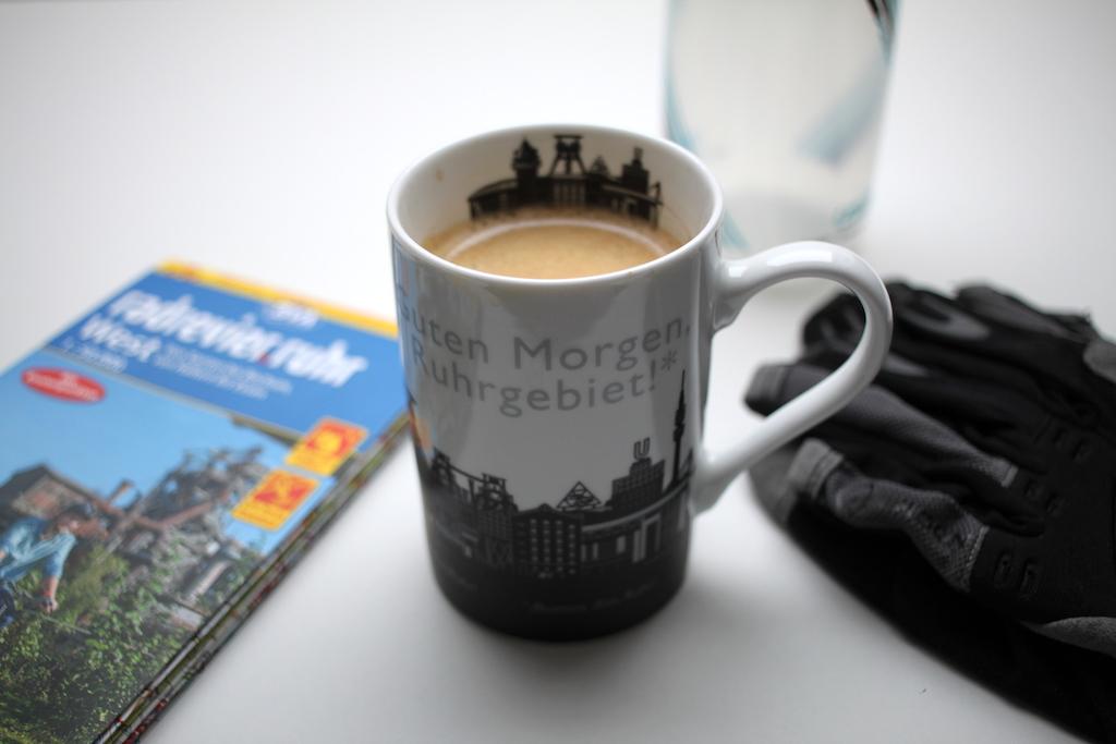 Tasse Kaffee Guten Morgen Ruhrgebiet 2