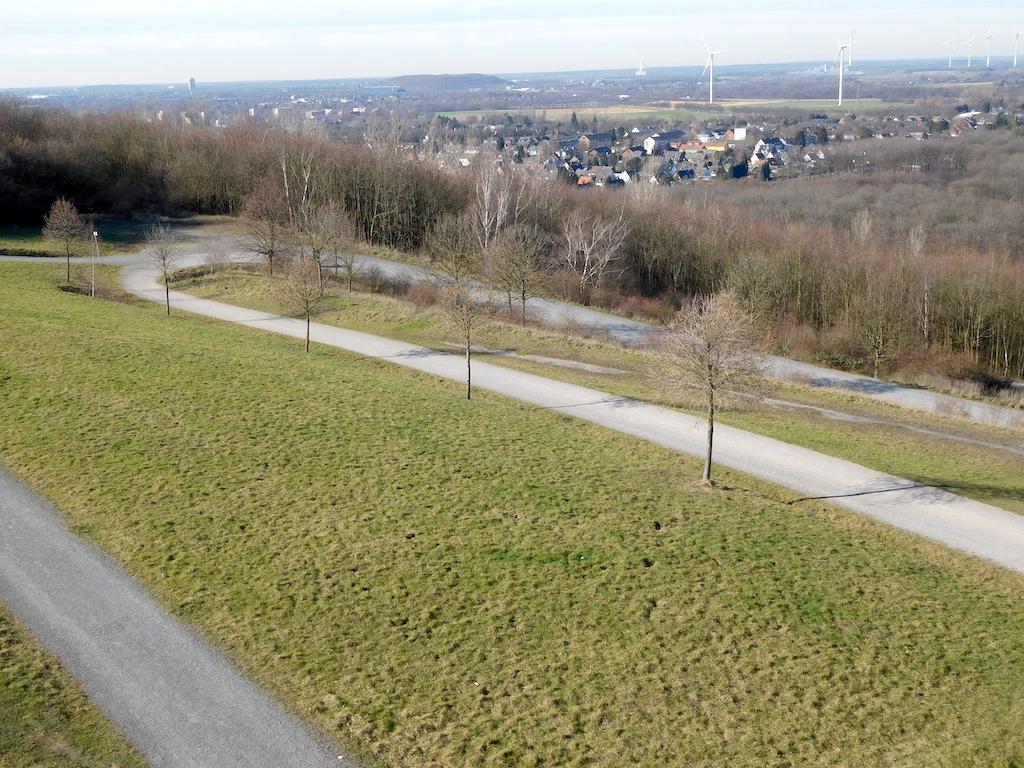 Geleucht Halde Rheinpreussen Wege by MiLu