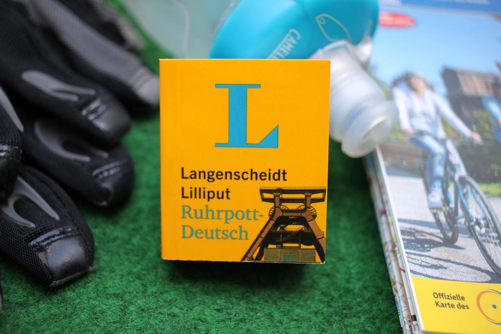 Langenscheidt Ruhrpott Deutsch