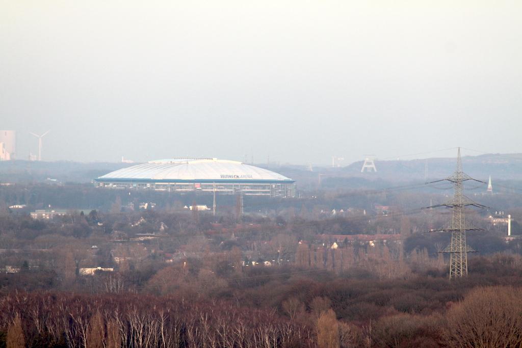 Tetraeder Arena Schalke