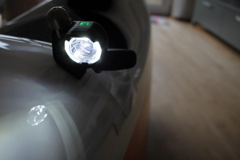Velomobil DF Lupine SL front