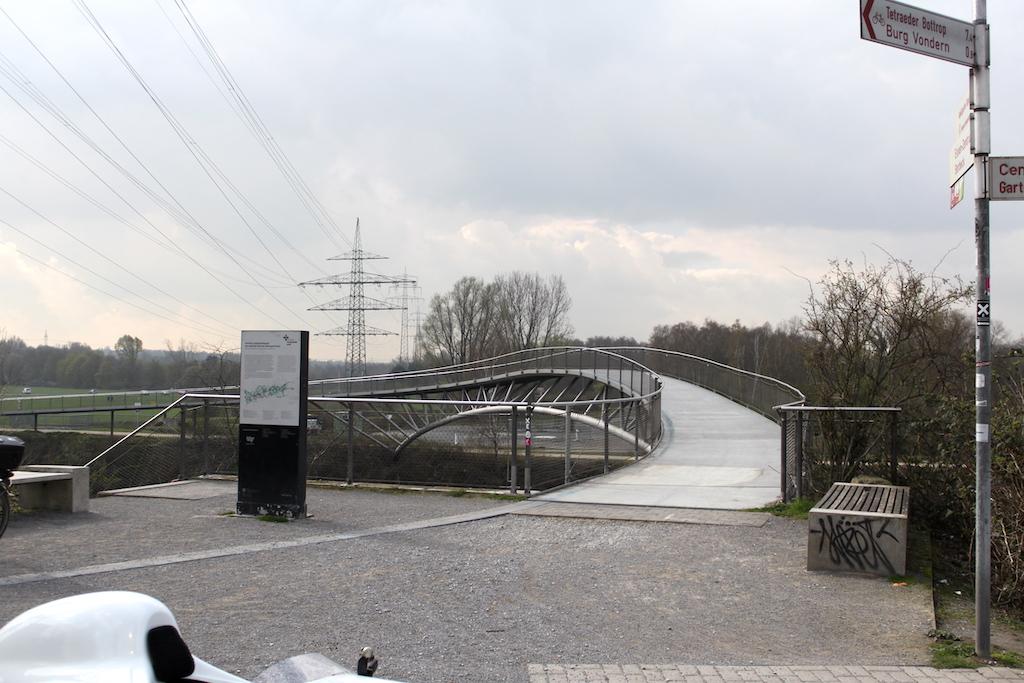 Radwegebrücke Haus Ripshorst2