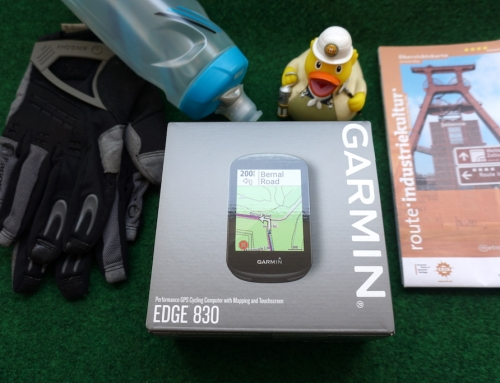 Test Garmin Edge 830 – Lohnt der Umstieg vom 520 plus?