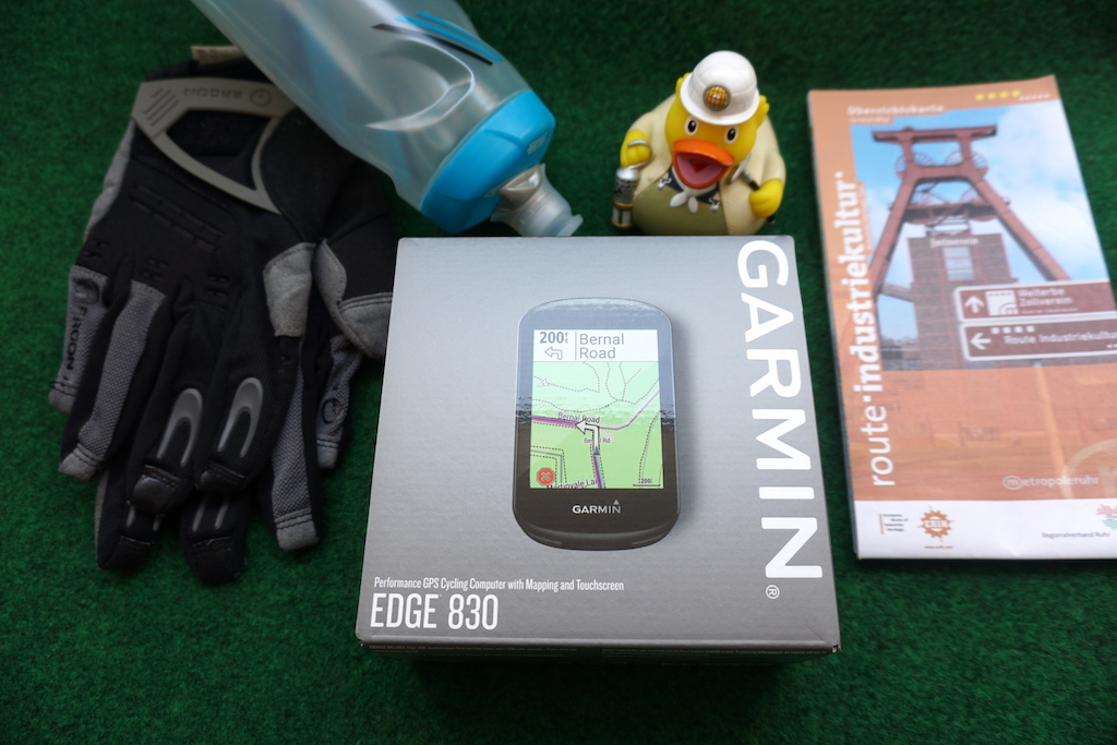 Garmin Edge 830 OVP