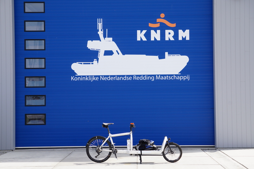 Bullitt Cargobike Texel KNRM