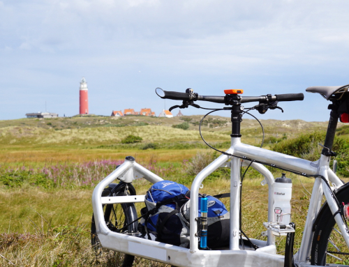 Off Topic: On the road with the Bullitt cargo bike on Texel