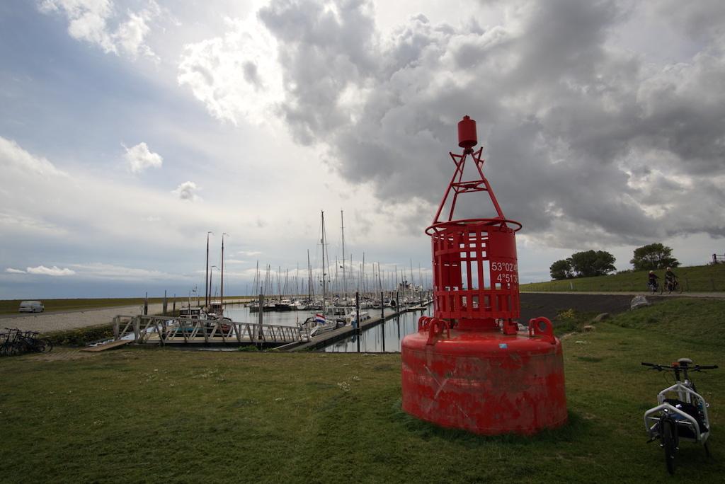 Bullitt Cargobike Texel Oudeschild Hafen