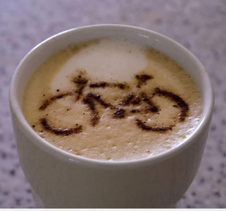 Cycling Fun Coffee to ride