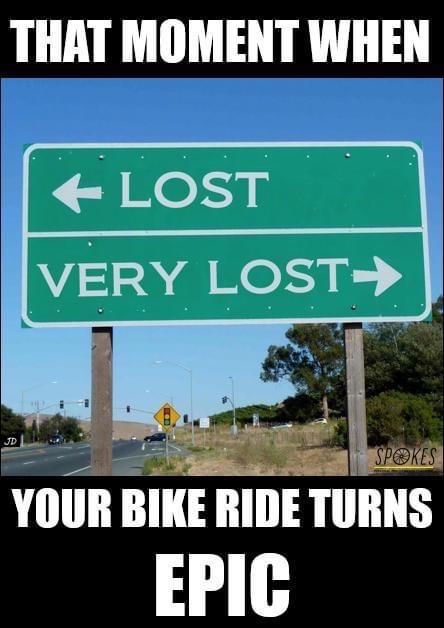 Cycling Fun Epic Ride