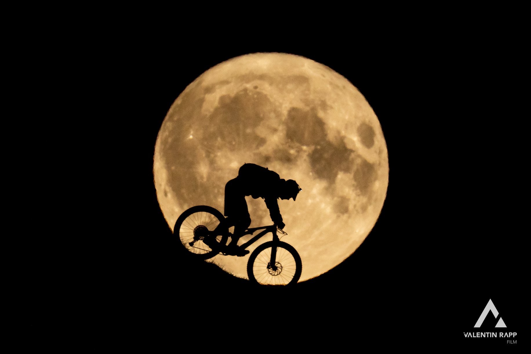Cycling Fun MTB Moon