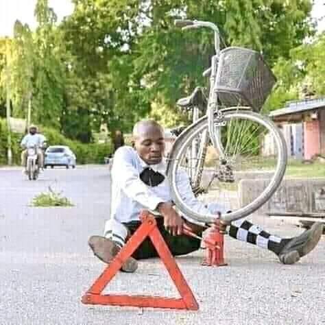 Cycling Fun Wagenheber