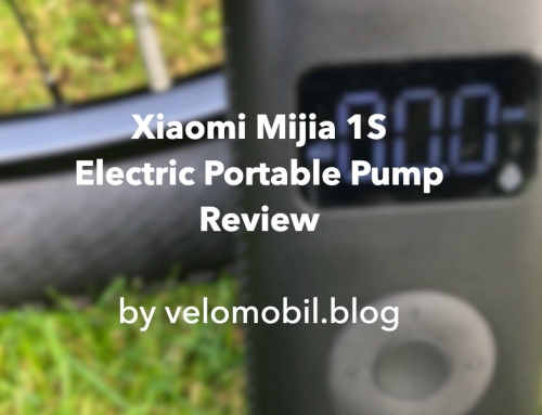 Test: Electric battery air pump Xiaomi Mijia 1S (Latest version)